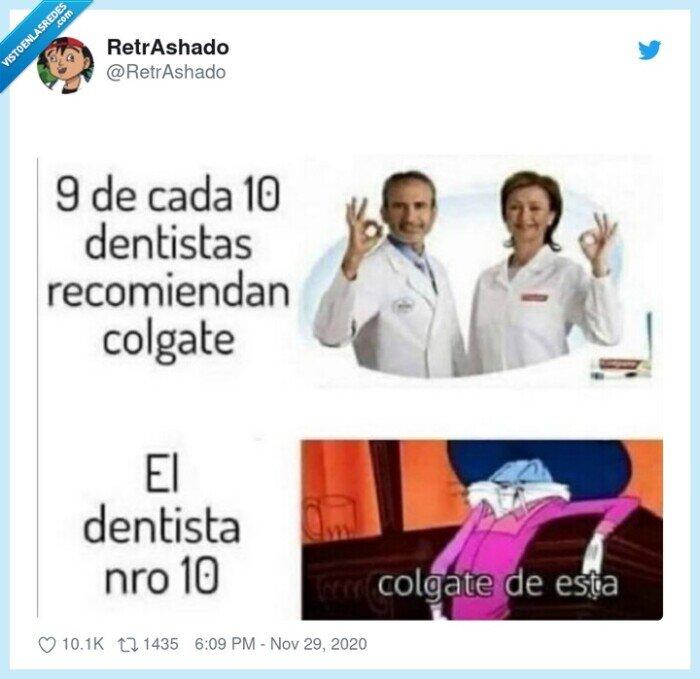 colgate,dentista