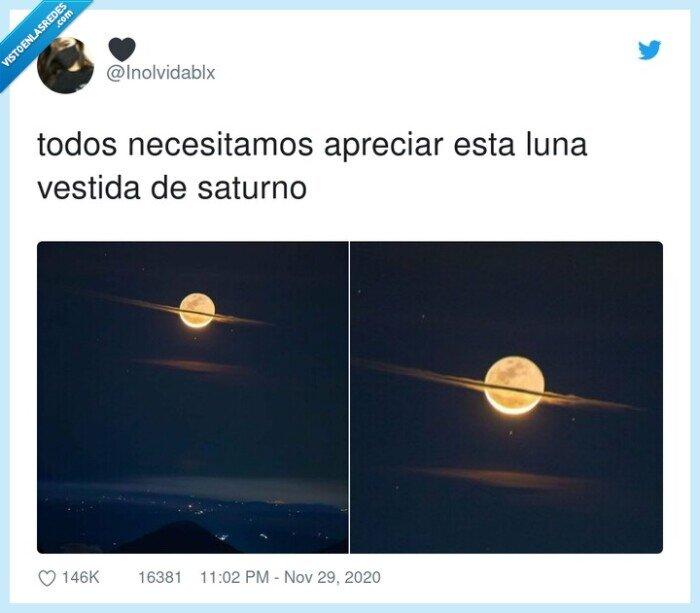 luna,saturno