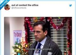 Enlace a The Office ja predijo las Navidades de 2020 , por @officecontexts
