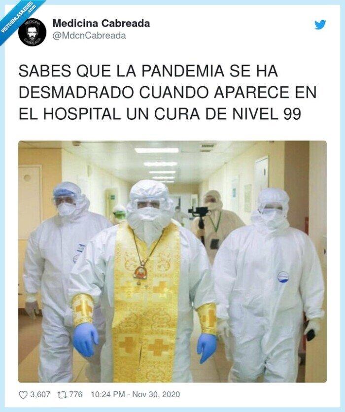 cura,hospital