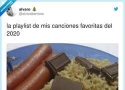 Enlace a Buena mezcla ahí,  por @alvarobarrioss
