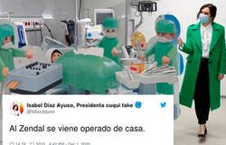 Enlace a Recopilamos los mejores memes y tweet sobre los despropósitos del nuevo hospital de pandemias inaugurado por Ayuso