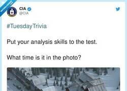 Enlace a Esta es la prueba que ha puesto la CIA en Twitter para reclutar nuevos empleados