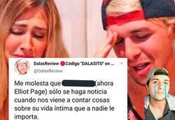 Enlace a Dalas se lleva un zasca descomunal de una cuenta de Twitter que ha puesto sus propias palabras en contra de él, por @PatataDaltonica