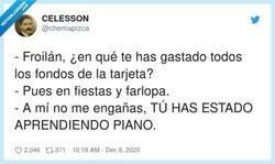 Enlace a Vaya pillín, el Froilán, por @chemapizca