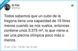 Enlace a Hasta que no se te inunda el piso no eres consciente de la magnitud del asunto, por @ErPali_