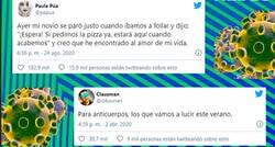Enlace a Recopilan los mejores tweets de este 2020 y son todos puras obras de arte, por @liopardo