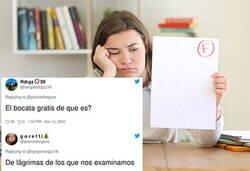 Enlace a ¿Notas de examen o precios de bocadillos baratos? El drama de miles de estudiantes resumido en un tweet, por @piercethegore