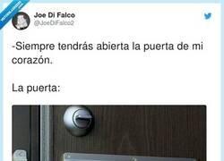 Enlace a Una frase con trampa, por @JoeDiFalco2