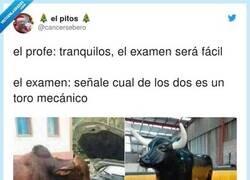 Enlace a Cuando los profes van a pillar, por @cancersebero