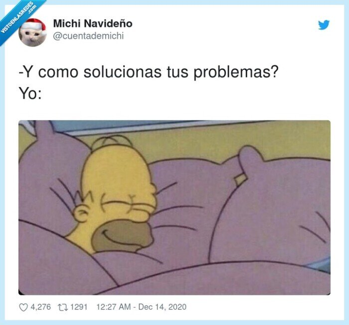dormir,homer simpson,problemas,solucionar