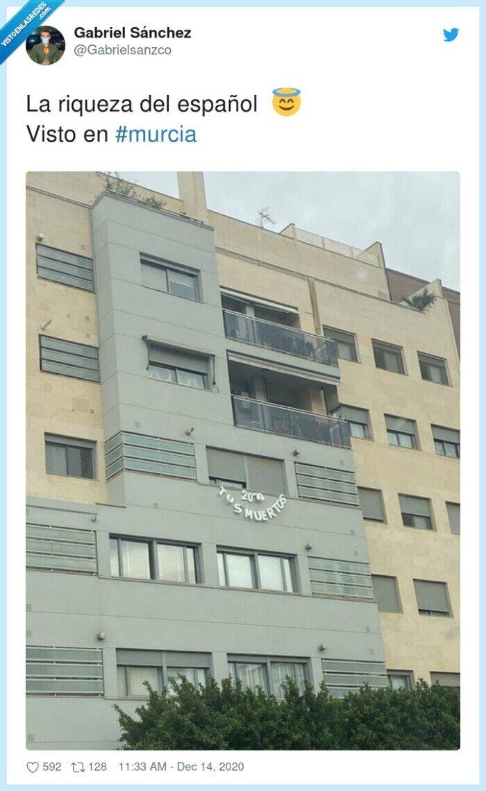 balcón,español,murcia,riqueza