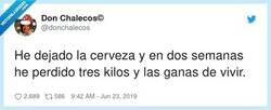 Enlace a No compensa, Chalecos, por @donchalecos
