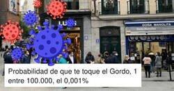 Enlace a La relación entre el Gordo de la Lotería, Doña Manolita y el coronavirus