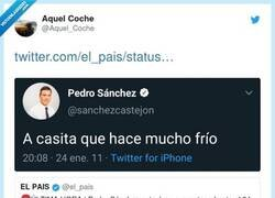 Enlace a Sus tweets pegan con todo, por @Aquel_Coche