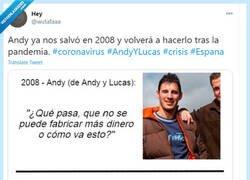 Enlace a Andy ya nos sacó de la de 2008 y volverá a hacerlo, por @wutafaaa