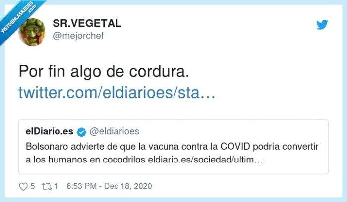 bolsonaro,cocodrilos,coronavirus,vacuna