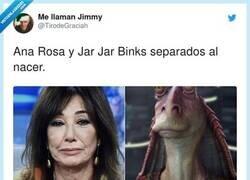 Enlace a Ana Rosa es la de la izquierda, por @TirodeGraciah