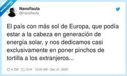Enlace a Made in Spain, por @nanoflauta