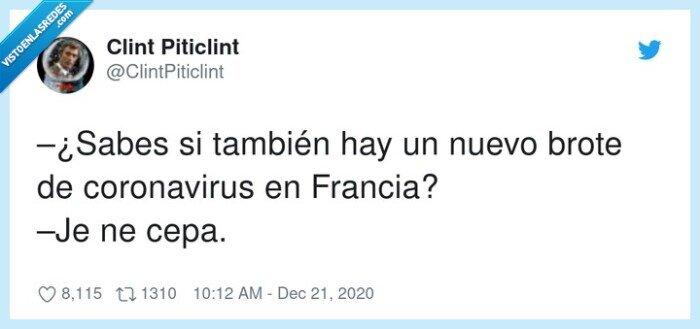 coronavirus,francia,nuevo brote