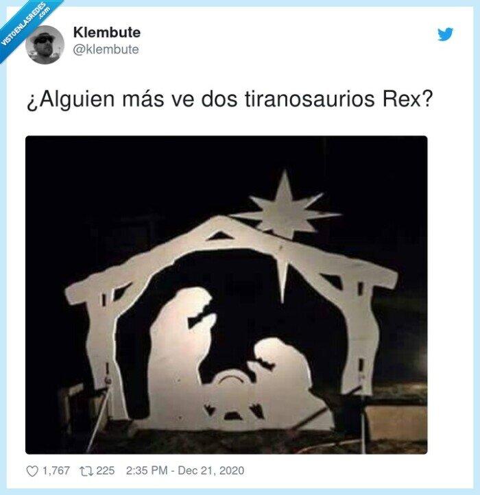 belén,portal,rex,tiranosauri rex