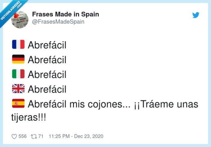 abrefácil,español