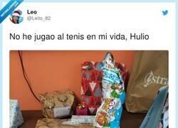 Enlace a Es un violín, por @Leito_82
