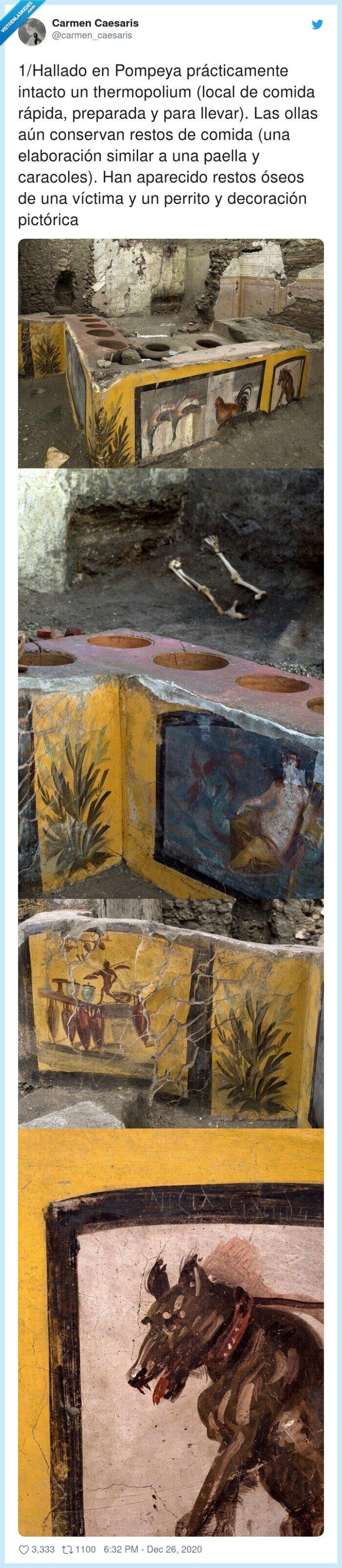 decoración,elaboración,pictórica,pompeya,thermopolium