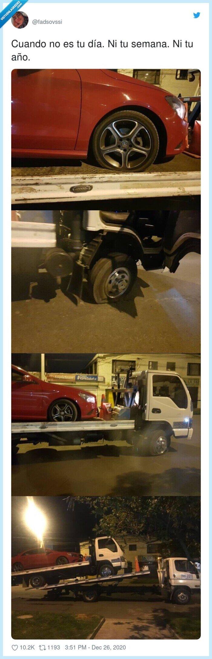 coche,estropearse,grúa