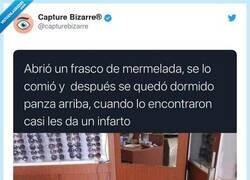 Enlace a A mi me da un infarto, por @capturebizarre