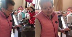 Enlace a Esta abuela está flipando con su nuevo Alexa pidiéndole miles de cosillas, por @sophiasinefe