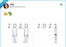 Enlace a Yo creo que lo de la distancia también seguirá en 2020, por @albaricoque_acg