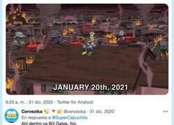 Enlace a Los Simpson predijeron el día del apocalipsis final, y está muy cerca, faltan pocos días, por @SuperCapuchita