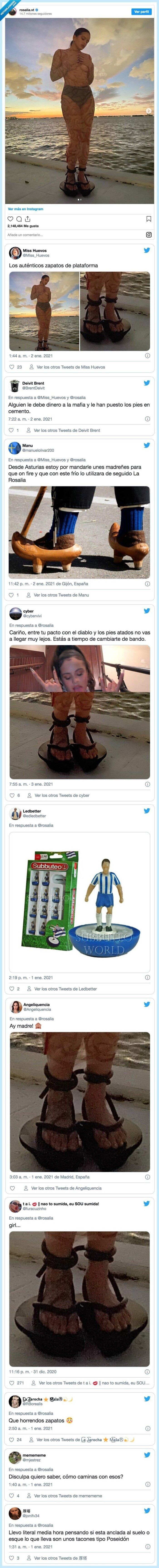 auténticos,los,plataforma,zapatos