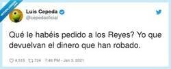 Enlace a Por ejemplo, por @cepedaoficial