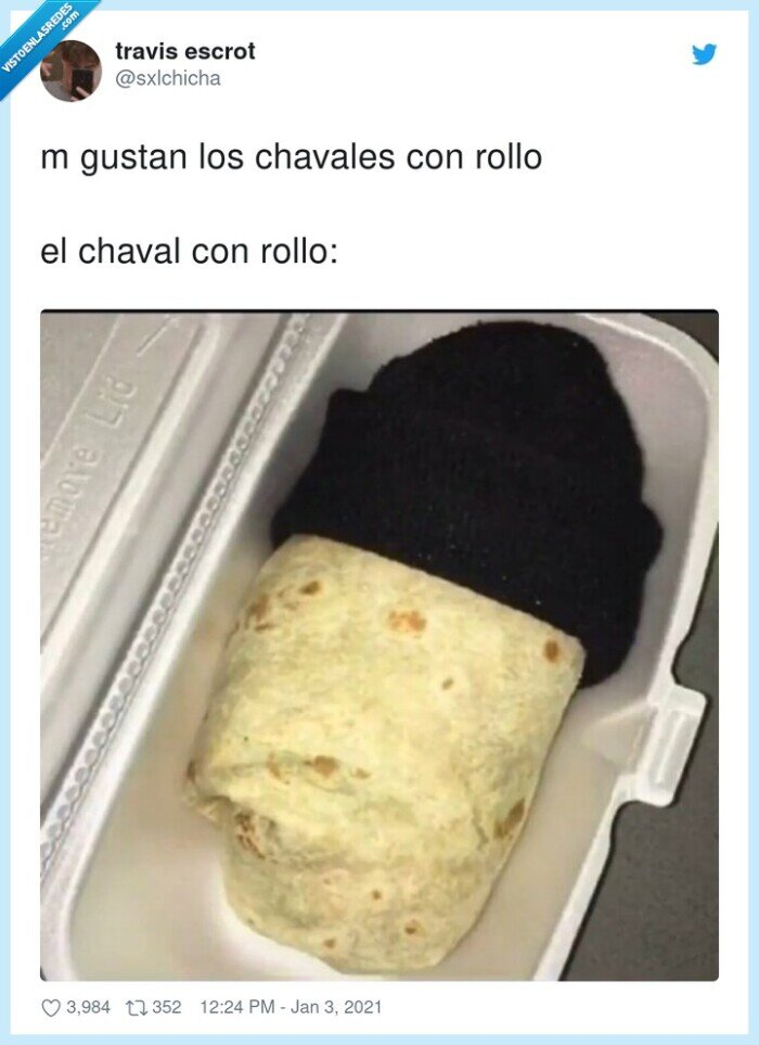 chaval,chavales,gorro,gustar,rollo