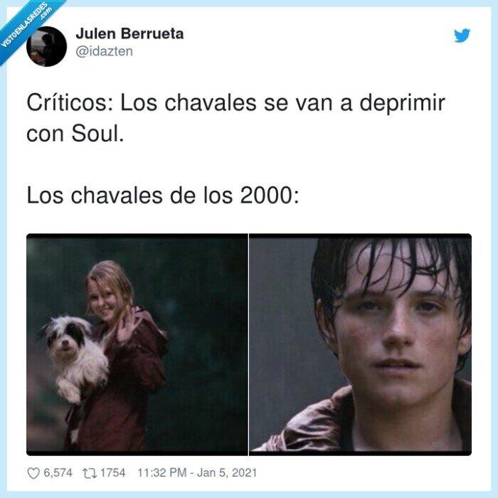 2000,chavales,críticos,deprimir,soul