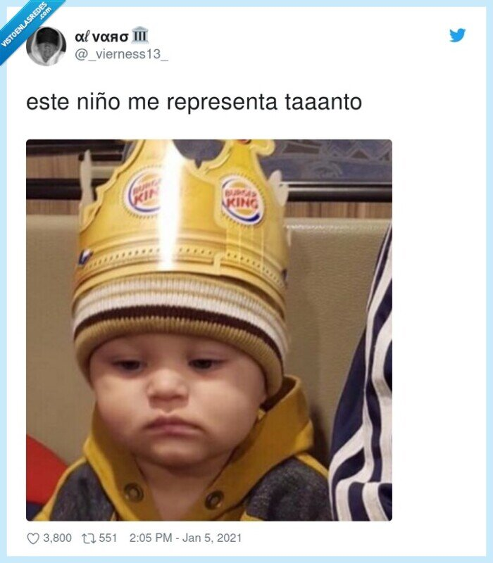 corona,niño,triste