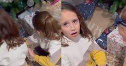 Enlace a Dos niñas se vuelven locas cuando ven que los reyes les han traído carbón, por @uyalbert