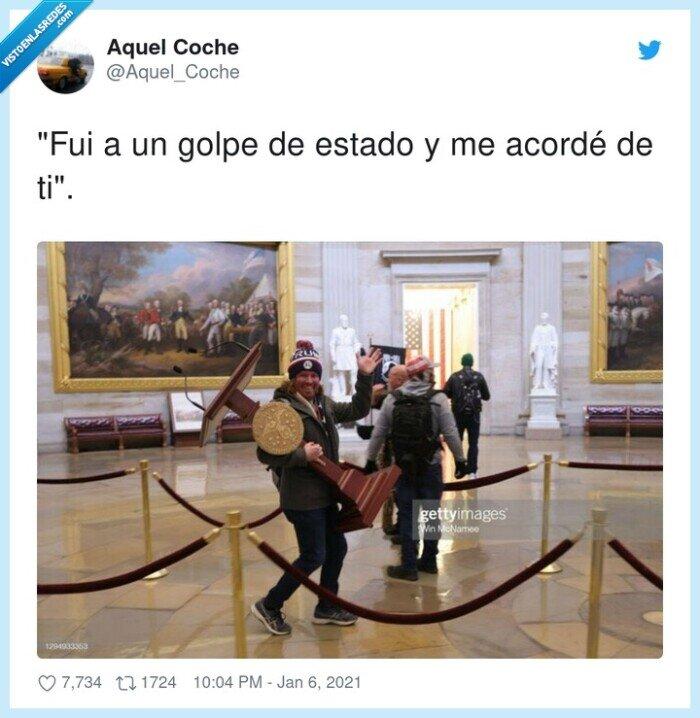 capitolio,eeuu,golpe de estado,recodatorio