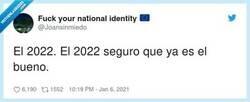 Enlace a Venga va, a por el 2022 , por @Joansinmiedo