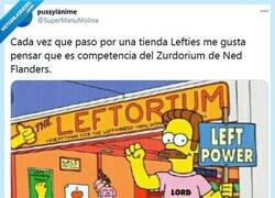 Enlace a Hay que tener mano izquierda por @supermanumolina