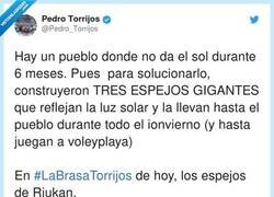 Enlace a Un calefactor tampoco les iría mal, por @Pedro_Torrijos