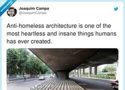 Enlace a Arquitectura contra sin-techo, hay que ser miserable, por @JoaquimCampa