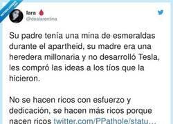 Enlace a Moraleja: BÚSCATE UNOS PADRES CON UNA MINA DE ESMERALDAS, por @dealarentina