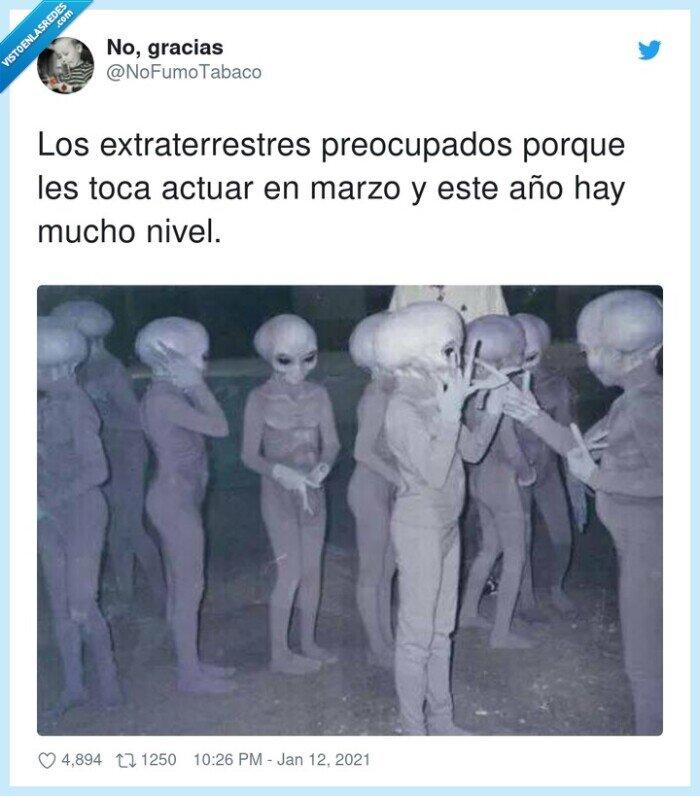 2021,actuar,extraterrestres,marzo,preocupados