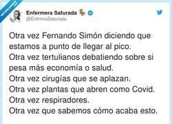 Enlace a Pinta feo, por @EnfrmraSaturada