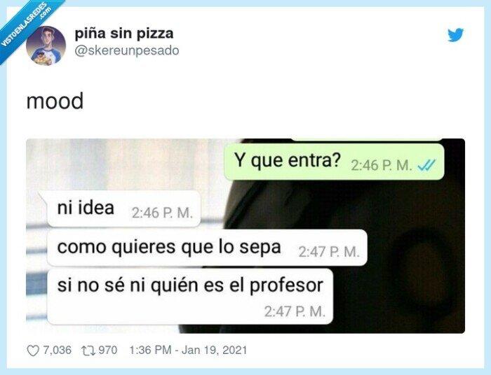 examenes,profesor,universidad
