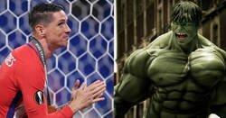 Enlace a El niño Torres reaparece y se ha convertido en Hulk, anonadado está todo el mundo