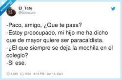 Enlace a Mal empieza, por @tatoscuro
